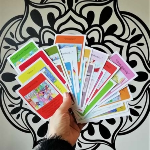 mesekártya
