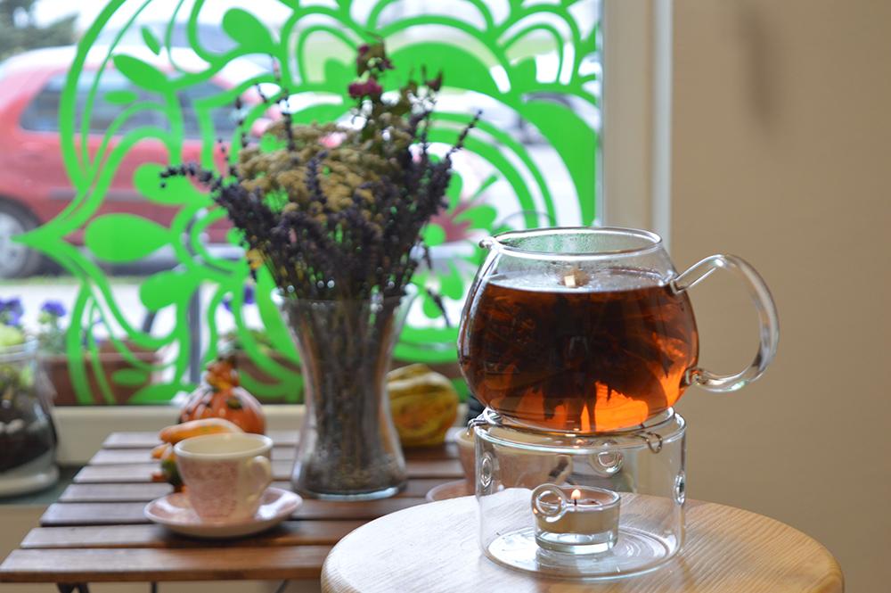 rovarölő tea